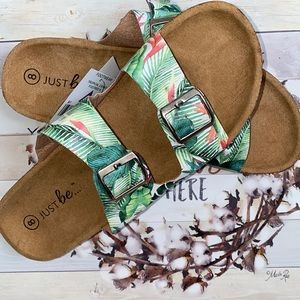 💚just be sandals SZ 8 NEW
